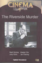 The Riverside Murder DVD Cover